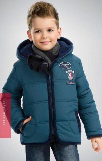 Куртка Super fly для мальчика на осень