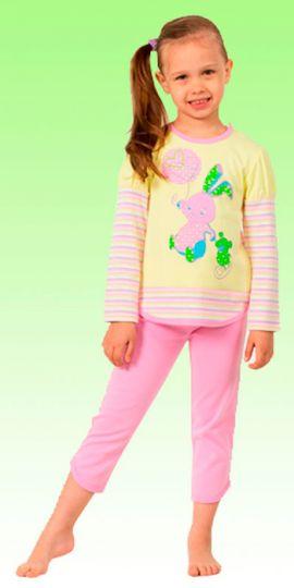 Пижама для девочки Заинька