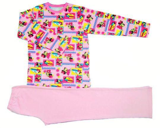 Пижама для девочки Мульт
