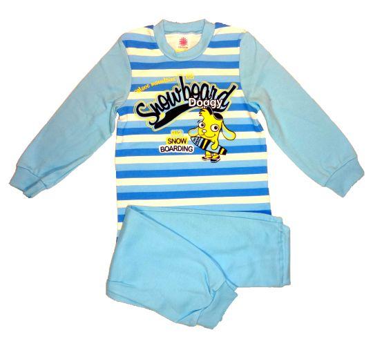 Пижама для мальчика Сноубординг