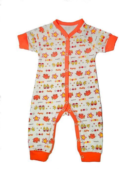 Комбинезон детский Оранжевое настроение (Размер: 62)