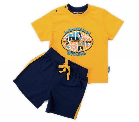 Комплект детский майка и шорты (Размер: 98)