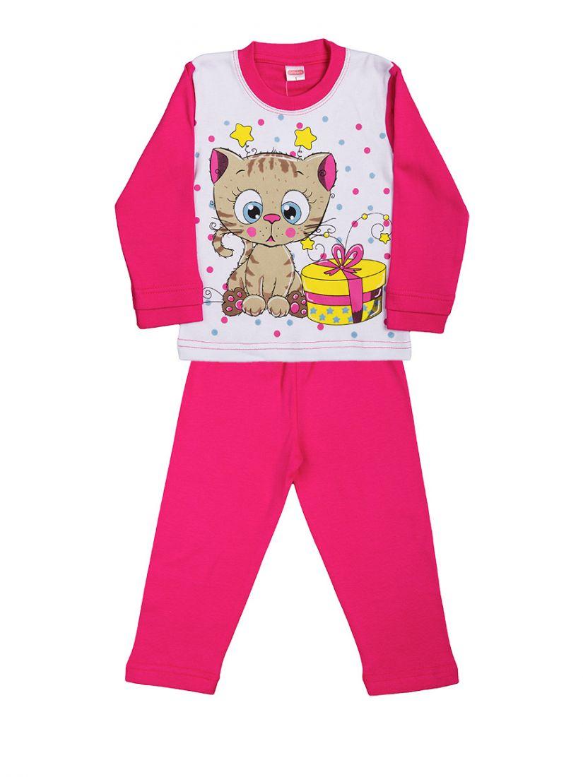 Пижама для девочки Kitty
