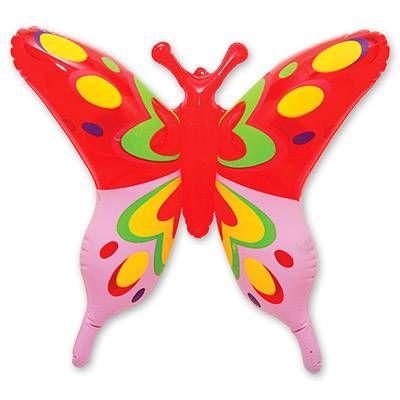 Игрушка надувная Бабочка, 58 см