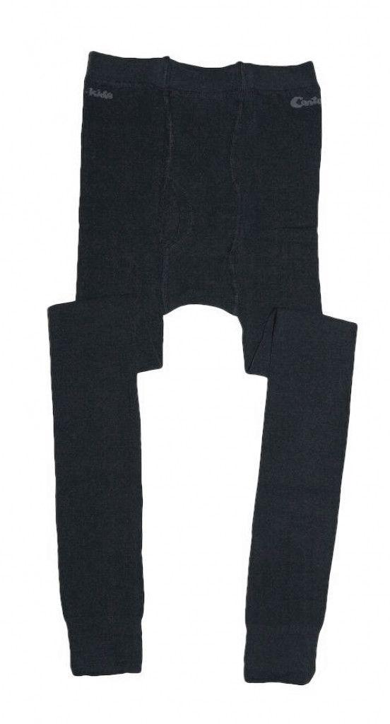 Леггинсы-кальсоны черного цвета для мальчика 10-11 лет