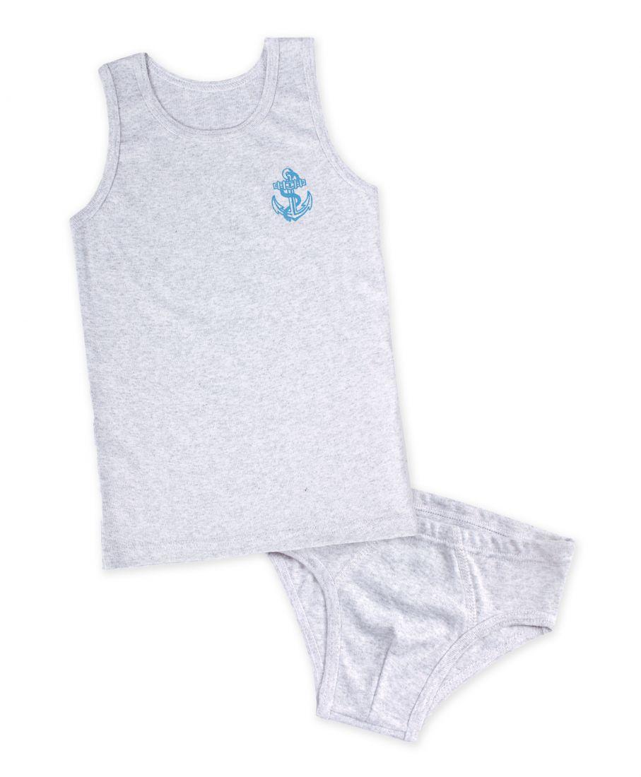 Комплект белья для мальчика Моряк