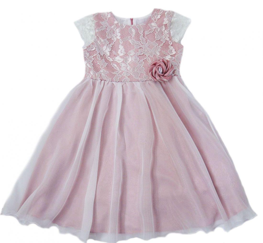 Платье нарядное для девочки Анна