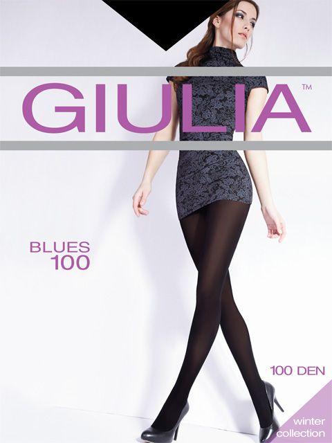 Колготки женские Giulia, цвет темный-кофе