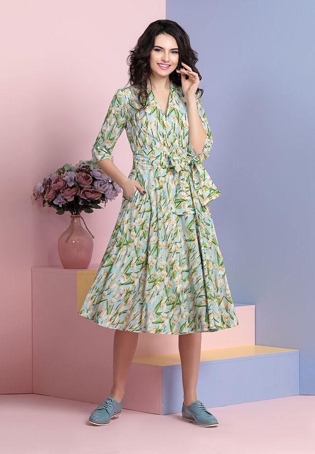 Платье женское размер 52