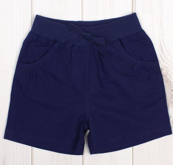 Шорты для девочки текстильные от Cherubino