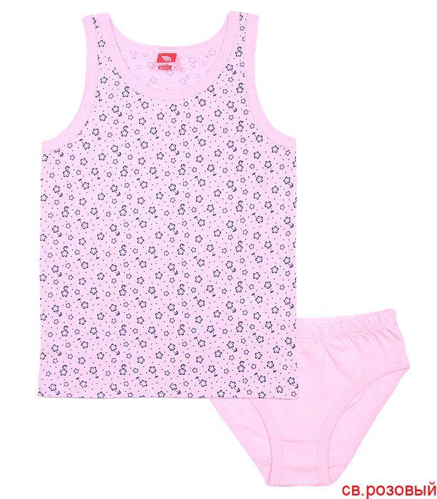 Комплект белья для девочки Первоцвет
