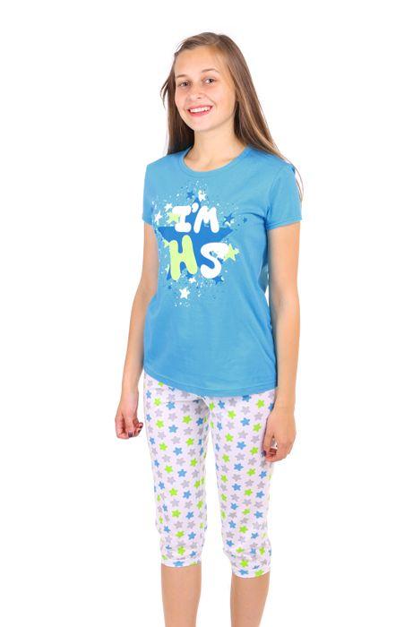 Пижама для девочки Звезда