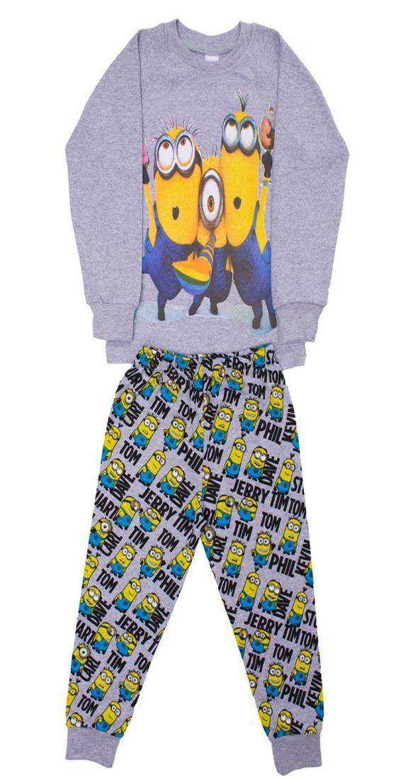Пижама Миньоны