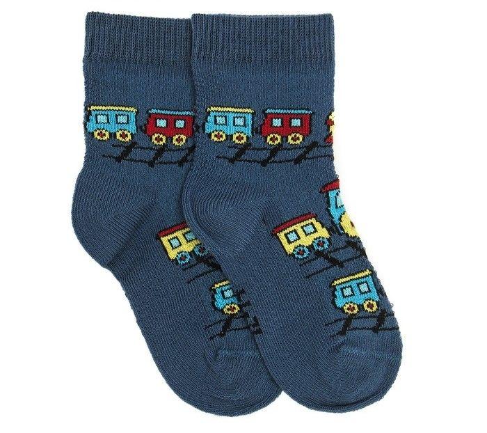 Носки для мальчика Поезда