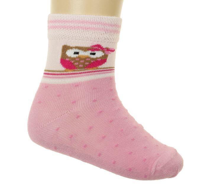 Носки для девочки Совенок